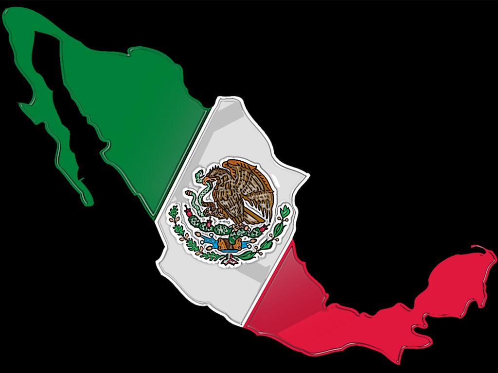 Mexican Flag Cartoon Cool Mexico Mexican Flag