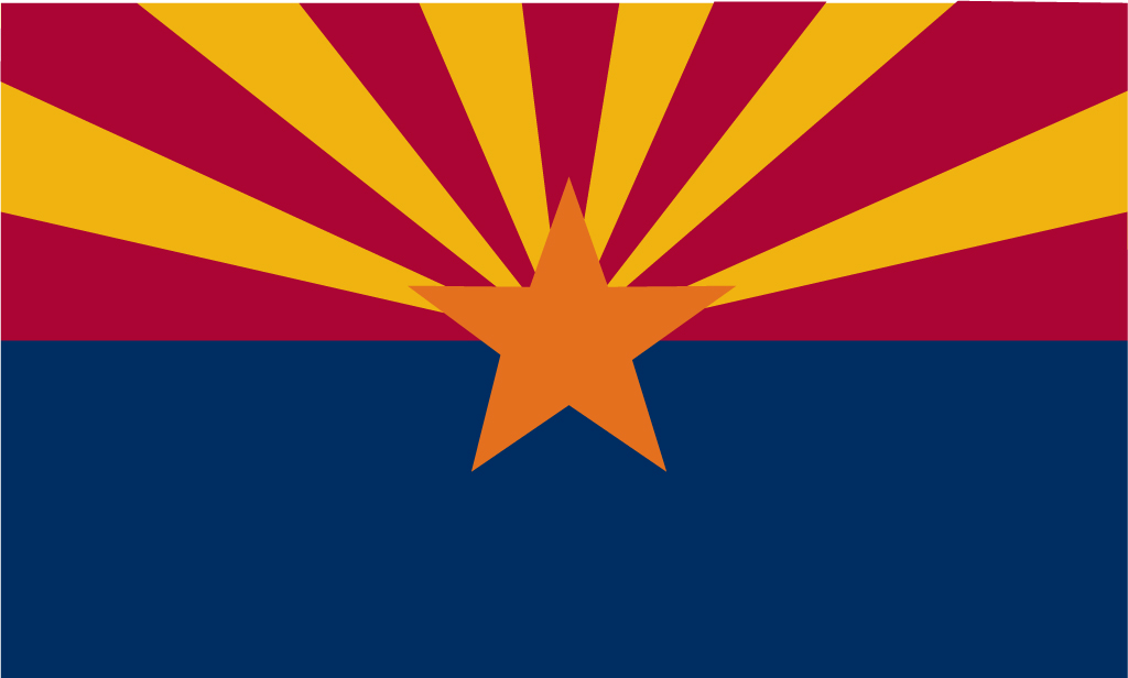 Arizona USA Flag Pictures