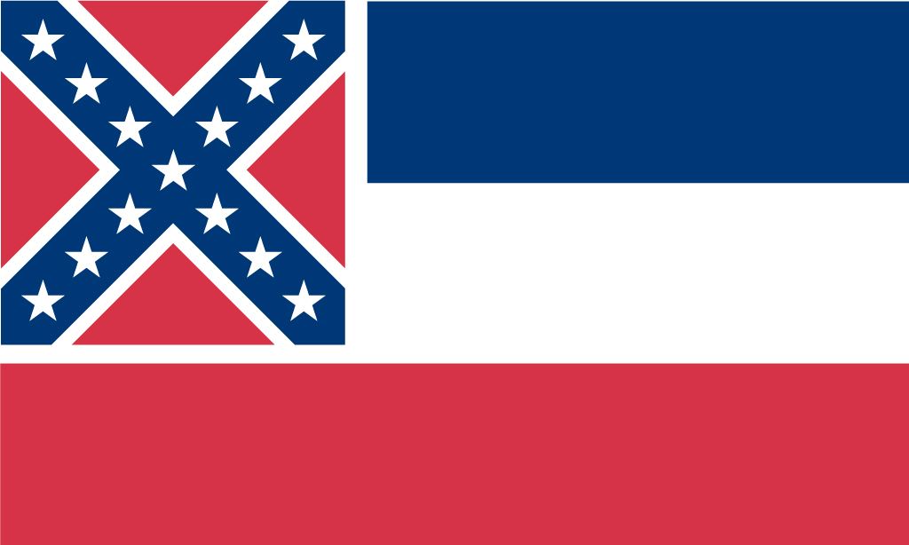 Mississippi USA Flag Pictures