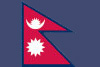 Nepal Flag! Click to download!